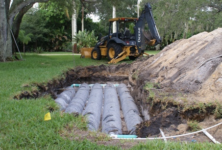 Septic Drainfield Repair